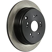 Centric Parts 120.40059 Premium Brake Rotor with E-Coating