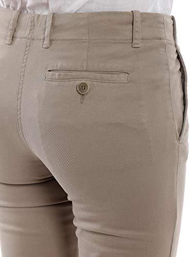 Donna Pantaloni 0103E72985045 ASPESI Cotone Beige RYq5Xw