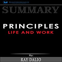Summary: Principles: Life and Work Audiobook by Readtrepreneur Publishing Narrated by Kevin Kollins