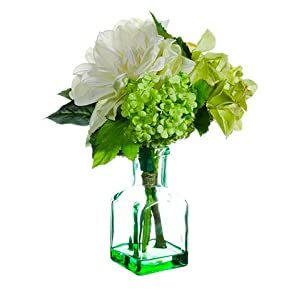 Artificial Flowers Arrangements Hydrangea