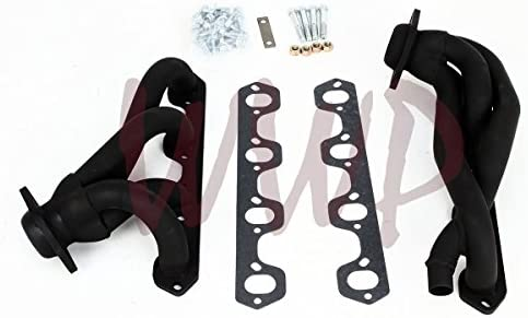 Performance Exhaust Header Manifold Kit 87-95 Ford F150//Bronco 5.8L V8 Pickup