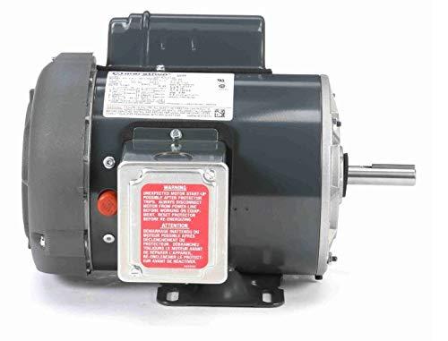 Marathon F103 Farm Duty High Torque Motor, Single Phase Capacitor Start, on