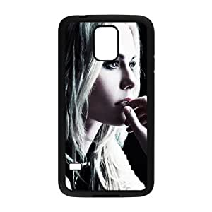 Celebrities Anna Paquin Samsung Galaxy S5 Cell Phone Case Black phone component RT_417202