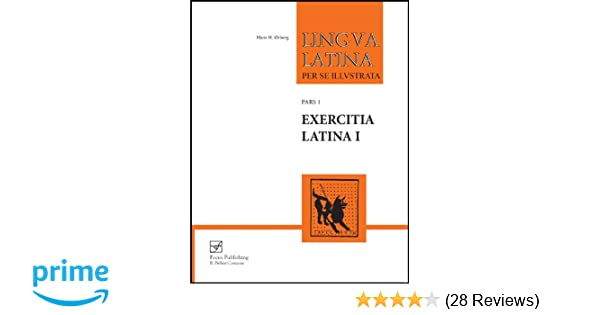 Exercitia latina i exercises for familia romana lingua latina pt exercitia latina i exercises for familia romana lingua latina pt 1 no 1 hans h rberg 9781585102129 amazon books fandeluxe Gallery
