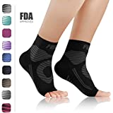 Plantar Fasciitis Socks with Arch Ankle Support Compression Socks