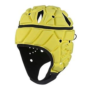 Well-Being-Matters 41TDgazcU%2BL._SS300_ surlim Soft Helmet Flag Football Rugby Helmet Scrum Cap Soft Shell Helmet Soccer Headgear Special Needs Head Protection…