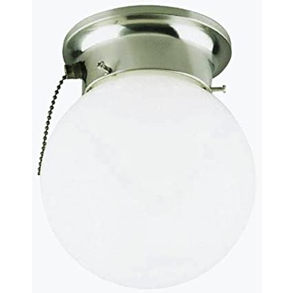 size 40 873ad d76a7 Home Impressions Ceiling Light Fixture With Pull Chain ...