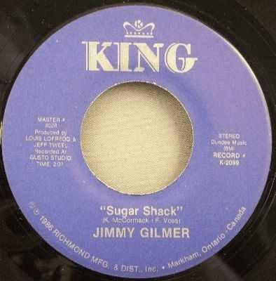 - Sugar Shack & My Heart Is an Open Book (Vinyl 45 7)