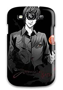 Hot Durable Case For The Galaxy S3- Eco-friendly Retail Packaging(death Note)