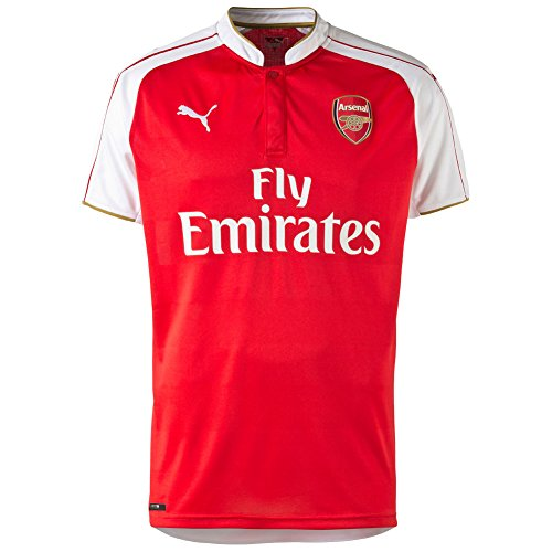 Jersey Home Youth Arsenal - Puma Youth Drycell 2015 Arsenal Home Replica Jersey Large