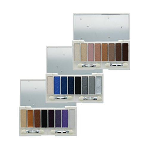 UPC 709872666955, R.E.I.G.N 8 Color Eyeshadow Palette Kit, Set Of 3 #65