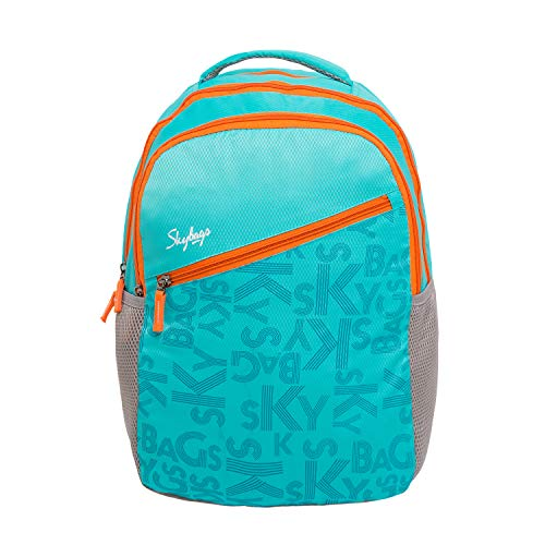 Skybags Nash 04 31 Ltrs Blue Casual Backpack