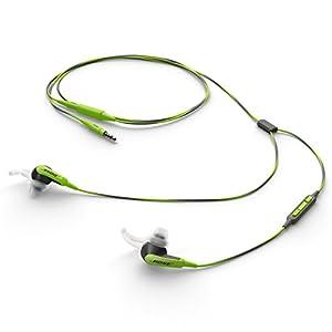 Bose SoundSport In-Ear Headphones for Samsung Galaxy Models, Green