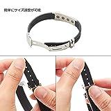 Colantotte Magtitan NEO Carbon Magnetic Bracelet
