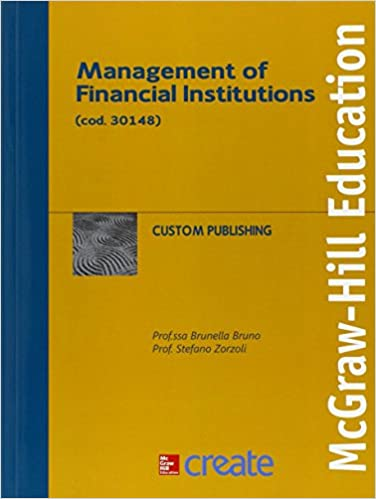 Book Management of financial institutions