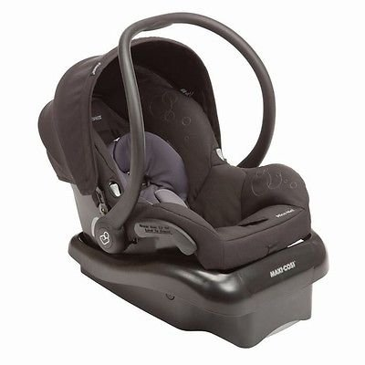 Maxi-cosi 2014 Mico NXT Infant Car Seat Total Black New!! Ic166apu Infant Car Seat Protector Holder Positioner