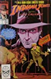Indiana Jones and the Last Crusade No 1 in a Four-Issue Limited Series