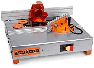 PortaMate PM-7010 Quick Clamp Router Table for PM7000 Miter Saw Work Center