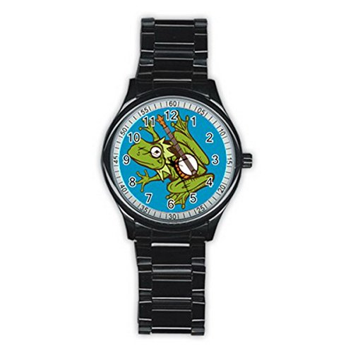 Frog Rock Star MAS072 New Fashion Men's Wrist Watches Stainless Steel