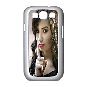 Wholesale Cheap Phone Case For Samsung Galaxy NOTE4 Case Cover -Famous Singer Demi Lovato Pattern Design-LingYan Store Case 6