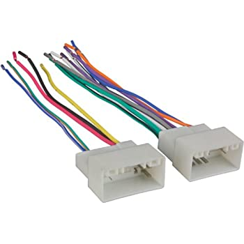 41TDoEQ6jGL._SL500_AC_SS350_ amazon com metra 70 1004 radio wiring harness for 04 up kia 06 up  at gsmx.co