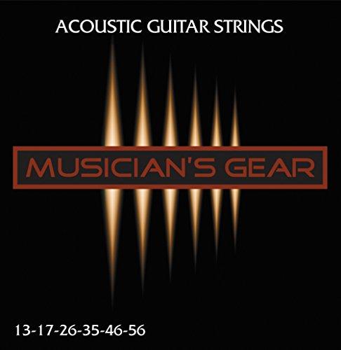 20 Bronze Acoustic Bass - 4