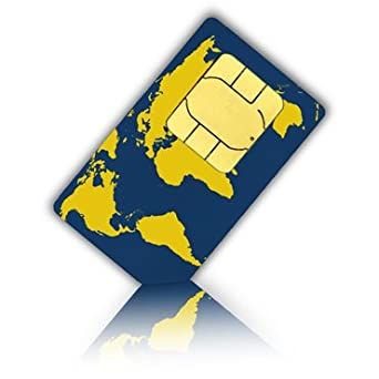 30(EUR) Prepaid WorldSIM card to use Globally with talk, sms and data options also Rechargeable