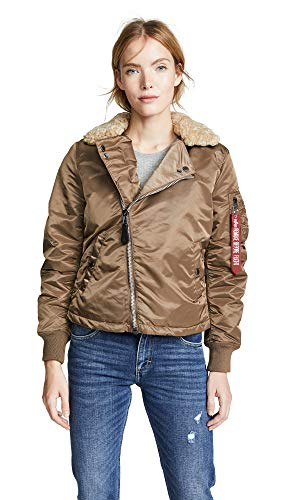 Alpha Industries Women's B-15 Straight Hem MOD W Utility for sale  Delivered anywhere in USA