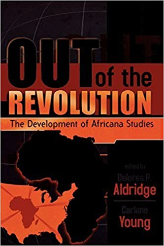Out of the Revolution: The Development of Africana Studies (2003-09-03)