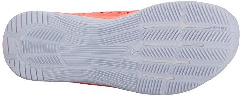 Solar Nano M B Women's Cross C 0 Crossfit Black US Guava Vitamin Yellow Punch Shoe Reebok White Trainer 7 6ExvOxq
