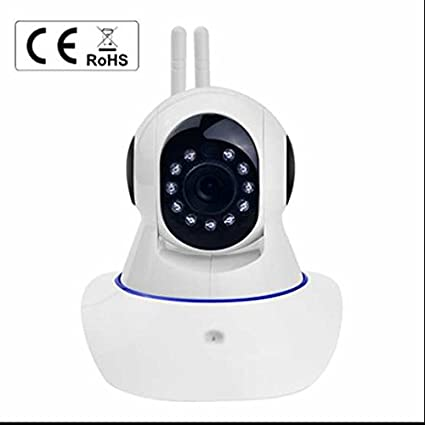 Cámara de Seguridad mascotas,4x Zoom Digital,Detección de Movimiento,cámara ip inteligente