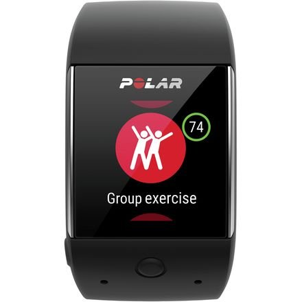 Polar M600 GPS Sports Watch Black, One Size