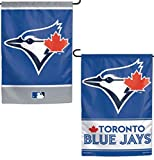Stockdale Toronto Blue Jays WC Garden Flag Premium 2-Sided Outdoor House Banner Baseball