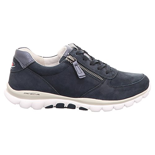 para de Cordones 968 86 Zapatos Gabor Azul 46 Mujer xSZqI6