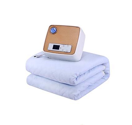 FUGUOGUO Manta eléctrica King, Temperatura Constante Inteligente Ciclo de Agua Manta eléctrica Inicio Productos Comodidad