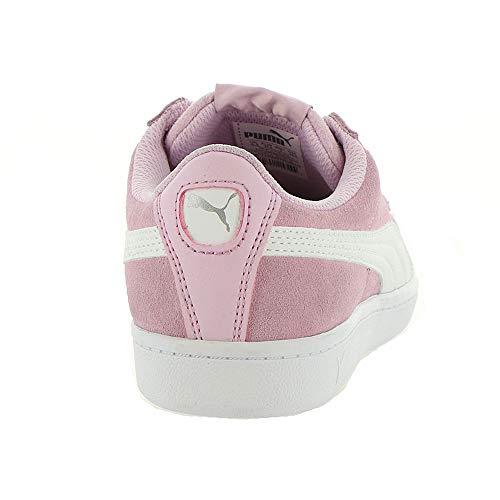 Orchid Sneaker Puma White Winsome Women's Vikky puma T807SwpUq