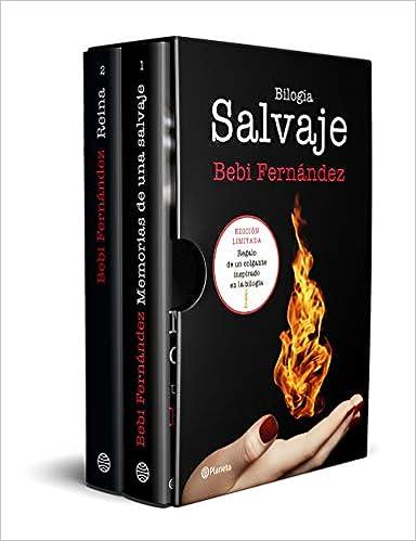 Estuche bilogía Salvaje (Memorias de una salvaje + Reina) de Bebi Fernández