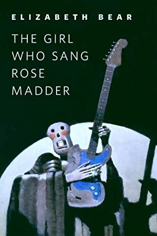 book cover of The Girl Who Sang Rose Madder
