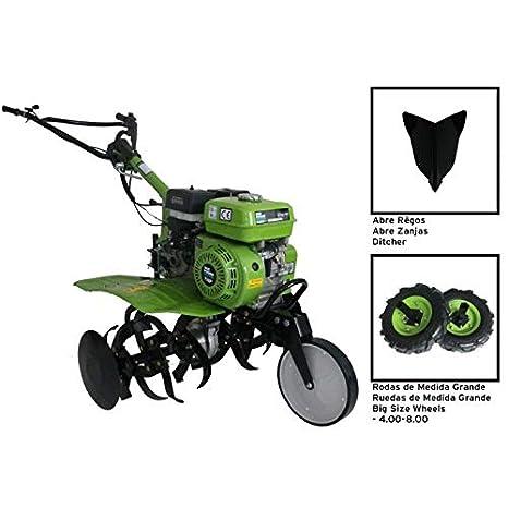 Arado Mecánico - Gasolina 7HP 3V: Amazon.es: Bricolaje y ...