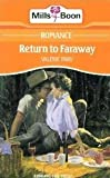 Return to Faraway, Valerie Parv, 0373027788
