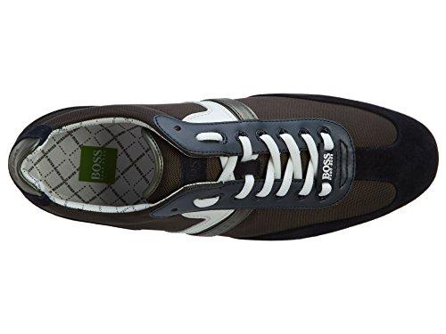 Boss Green Mens Spacito Sneaker Mörkgrå