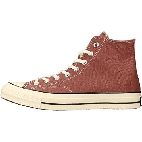 Mixte Chaussures Fitness CTAS Adulte Converse Taylor 70 Hi Marron Chuck de Canvas Zw14pxzfq