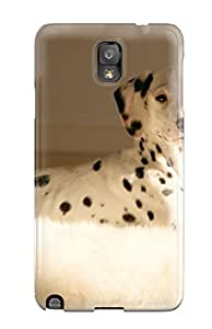 (tMrImPh15894nbSGO)durable Protection Case Cover For Galaxy Note 3(dalmatian)