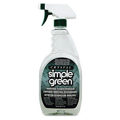 Crystal Industrial Strength Cleaner - SMP19024 - Simple Green Crystal Industrial Strength Cleaner/ Degreaser