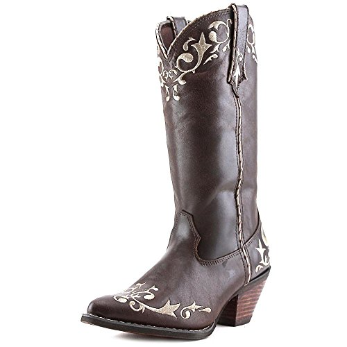 Embroidered Western Boots - 8