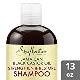 SheaMoisture Jamaican Black Castor Oil Strengthen & Restore for Damaged Hair Shampoo shampoo for Damaged Hair 13
