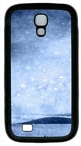 Beach Silhouette Custom Samsung Galaxy S4 / SIV/ I9500 Case Cover ?¡ìC PC Hard ?¡ìC White