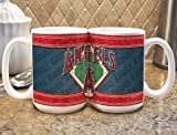MLB Los Angeles Angels of Anaheim 15oz. Sublimated Logo Mug