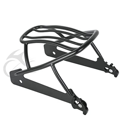 Fender Luggage Rack For Harley Fxd 06-16 09 Dyna Super Glide Efi Fxdl 2007-2010 Carrier Systems Automobiles & Motorcycles