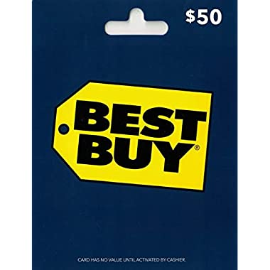 Best Buy Gift Card $50
